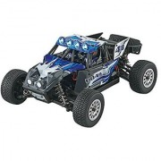 Dromida 1 18 Scale DB4.18BL Ready-to-Run Four-Wheel Drive Brushless Electric Radio Control Desert Buggy with LEDs Batte