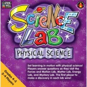 Edupress Game Learning Well Science Lab Physical Science, Grades 4-5