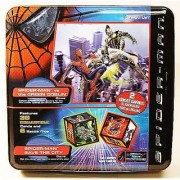 Spider-Man Games in a Tin; Spider-Man Vs the Green Goblin Game; Spider-Man Save the City Game; Bonus 100 pc Puzzle by Marvel