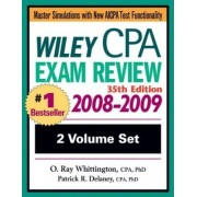 Wiley CPA Examination Review 2008-2009 by Patrick R. Delaney