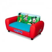 Mickey Sofa + Rangement Delta Children Tc85682mm