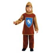 Cesar - B374-001 Costume da Cavaliere, 3-5 anni