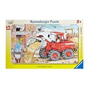 Ravensburger 06359 My Excavator 15 Piece Puzzle