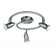 Philips Massive 54719/17/15 - Lampa spot 3xGU10/50W