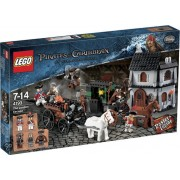 LEGO Pirates of the Caribbean Ontsnapping in Londen - 4193