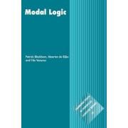 Modal Logic by Patrick Blackburn