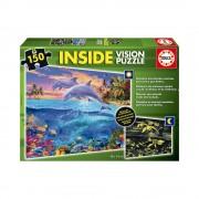 Educa Tenegeri állatok puzzle, 150 darabos