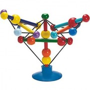 Manhattan Toy Skwish Stix Baby Table Top Suction Activity Toy