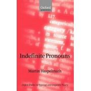 Indefinite Pronouns by Martin Haspelmath