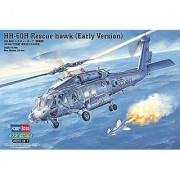 Hobby Boss HH-60H Rescue Hawk Airplane Model Building Kit (Early Version)
