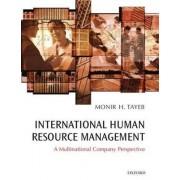 International Human Resource Management by Monir Tayeb