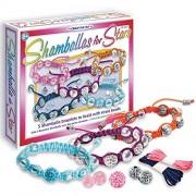 SentoSphere - Kit para hacer pulseras Shamballa de Star (075847)