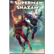 Superman Shazam First Thunder by Joshua Middleton