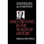 Mao Tse-Tung Scales History by Dick Wilson