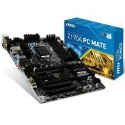 MSI-Z170A PC MATE - socket 1151 - chipset Z170 - Carte mère-