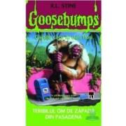 Goosebumps - Teribilul om de zapada din Pasadena - R.L. Stine