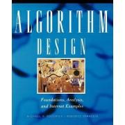 Algorithm Design by Michael T. Goodrich