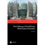 The Challenge of Establishing World-class Universities by Jamil Salmi