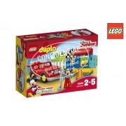 Ghegin Lego Duplo Officina Di Topolino 10829
