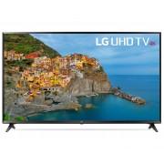 LG 49UJ630V TVs - Zwart