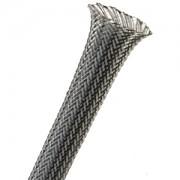 Sleeving Techflex Flexo PET Sleeve 13mm, carbon, lungime 1m