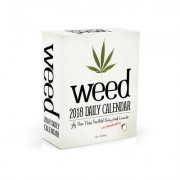 Weed 2018 Daily Calendar: 365 More Things You Didn't Know (or Remember) about Cannabis