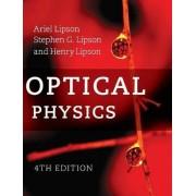 Optical Physics by Ariel Lipson
