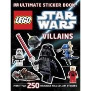 LEGO Star Wars Villains Ultimate Sticker Book by DK