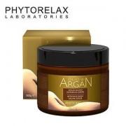 Phytorelax Olio Di Argan Intensive Body Saline Scrub Peeling do ciała z solą fizjologiczną 500g