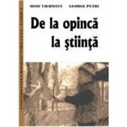 De la opinca la stiinta - Iosif Viehmann George Petri