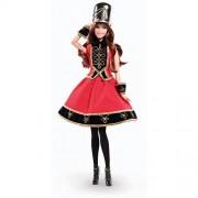 Barbie FAO Schwarz Toy Soldier Doll Brunette