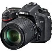 Nikon D7100 + 18-140mm VR Lens