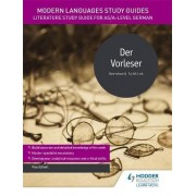 Modern Languages Study Guides: Der Vorleser by Paul Elliott