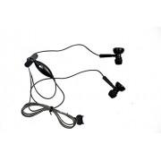 Teflon Macro Double Side Dual Speaker Wired Earphone Handsfree for Nokia N73