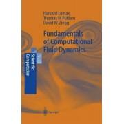Fundamentals of Computational Fluid Dynamics by Harvard Lomax