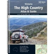 High Country Atlas and Guide by Hema Maps Staff