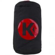 Kempa Sporttasche STATEMENT K-LINE - schwarz/fire rot