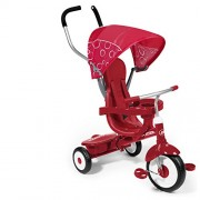 Delivered in 10 to 5 from Radioflyer Radio Flyer tricycle 4in1 smart trike Hawaii (japan import)