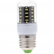 LIXADA E27 4014 SMD 220-240V Potencia Real 3W 36 LED Luz De Maíz Ahorro De Energía Lámpara Bulbo Blanco