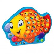 The Learning Journey Touch and Learn Alphabet Fish Learning Toy by The Learning Journey