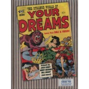 The Strange World Of Your Dreams Comics Meet Dali & Freud! by Jack Kirby