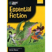 Literacy World Stage 1 Fiction: Essential Anthology by Brian Moses
