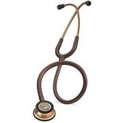 3M Littmann Classic III Stethoscope Copper-Finish Chestpiece Chocolate Tube 27 inch 5809