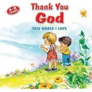 Thank You God by Betul Ertekin