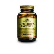 Solgar Lipotropic Factors Tablets - Pack of 50