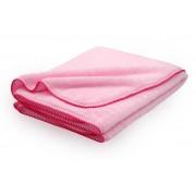 Patura pentru bebelusi, cosy, roz