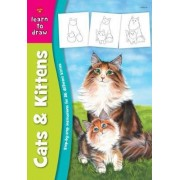 Learn to Draw Cats & Kittens by Walter Foster Publishing