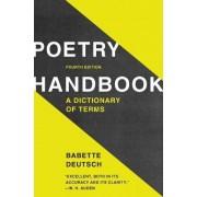 Poetry Handbook by Babette Deutsch