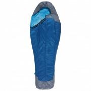 The North Face - Cat's Meow - Kunstfaserschlafsack Gr Regular - Zip: Left blau/grau