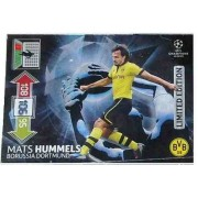 Champions League Adrenalyn XL 2012/2013 Mats Hummels 12/13 Limited Edition [Toy]